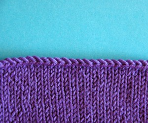 Decrease Bind Off