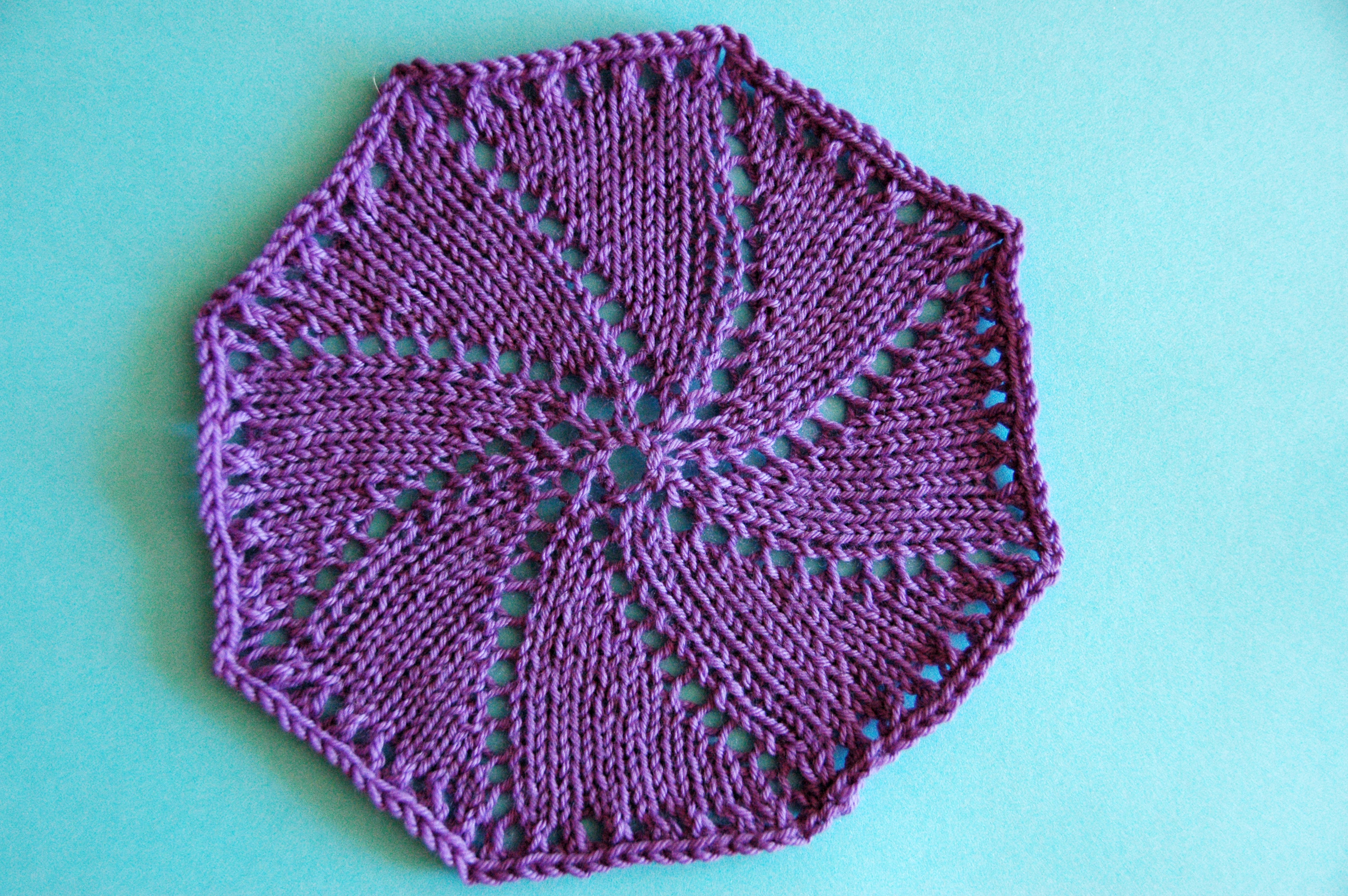 my favorite bind off trick. part 1 Holly Chayes