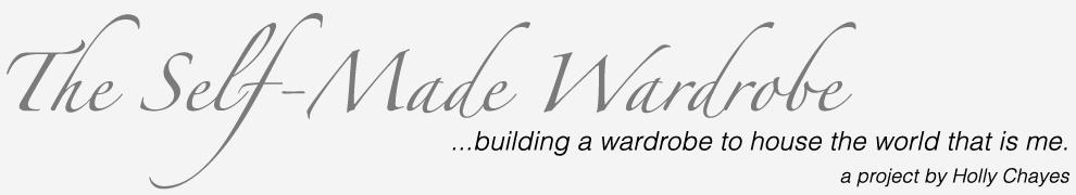 Self-Made Wardrobe