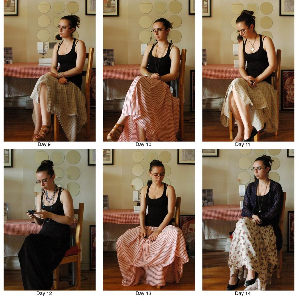 The Self-Made Wardrobe Week 2