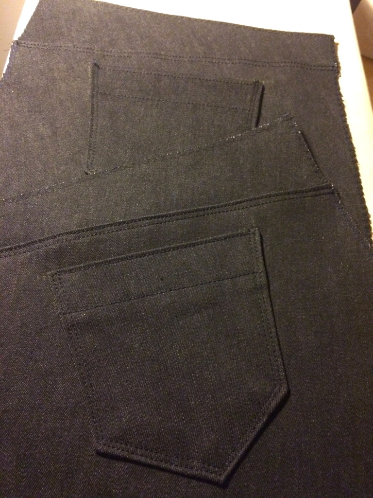 jean back pockets