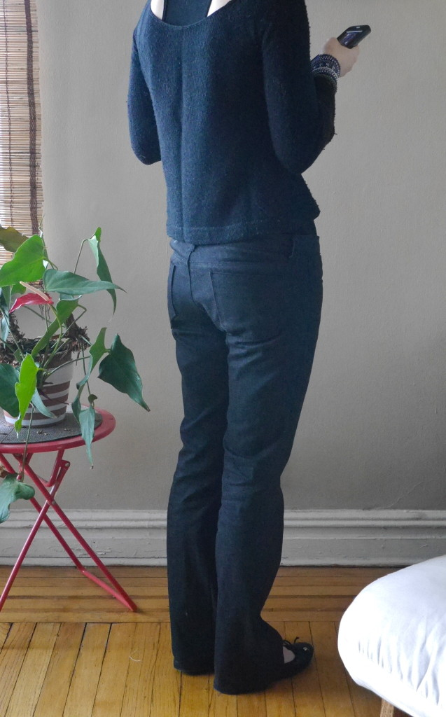 sewing jeans that fit - quirkaly