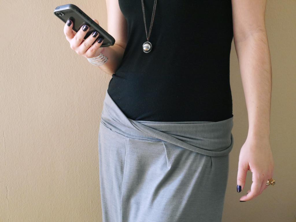 easy-grey-maxi-skirt-waist-1