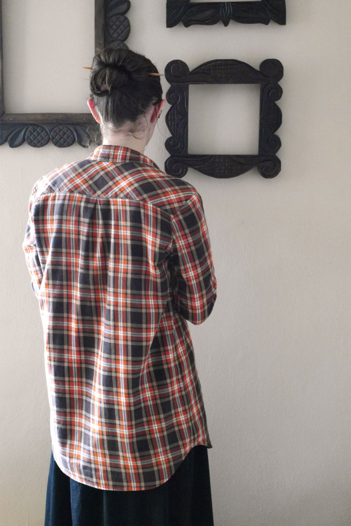 Archer-back-view