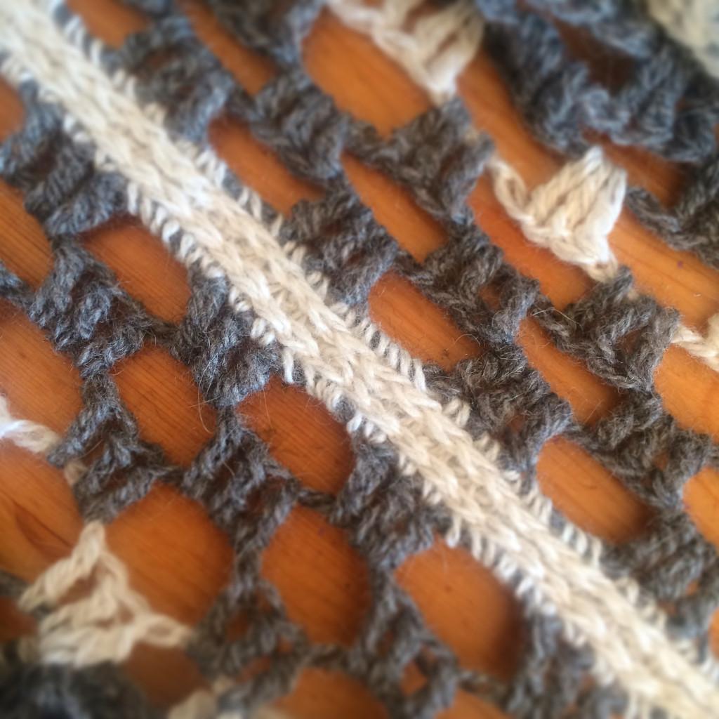 crochet-seam