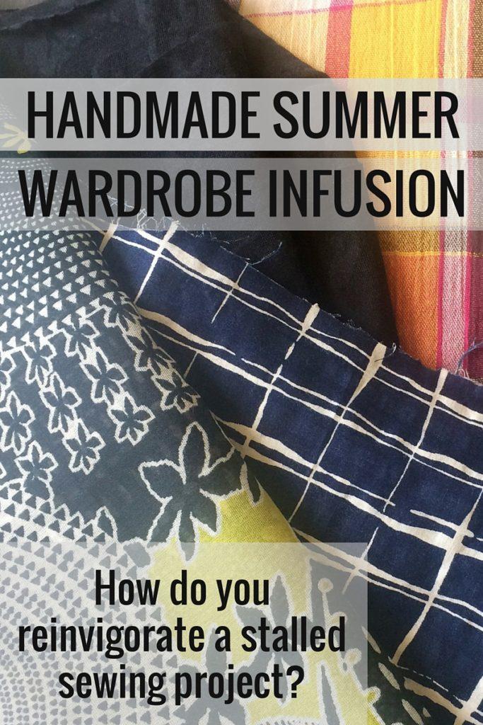 Handmade Summer Wardrobe Infusion