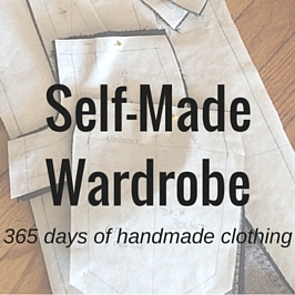 The Self-Made Wardrobe Project