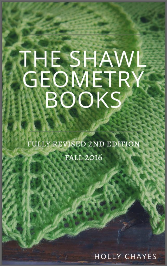Shawl Geometry Books Coming Soon
