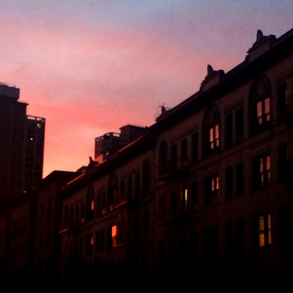 nyc-sunset